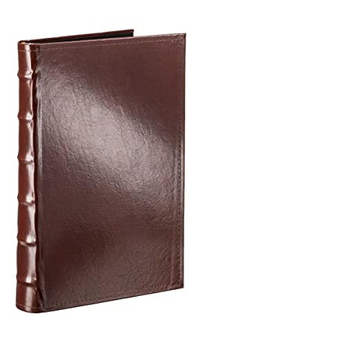 4x6 CLB-346Leather Album Brown + 18 Magnetic Pockets 4x6 photo albums book album album magnetic pages album all size pictures