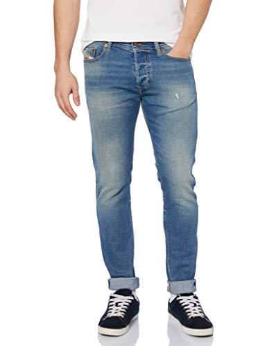 Diesel Herren Jeans Tepphar 089AW Slim Fit Blue (82) 33/32
