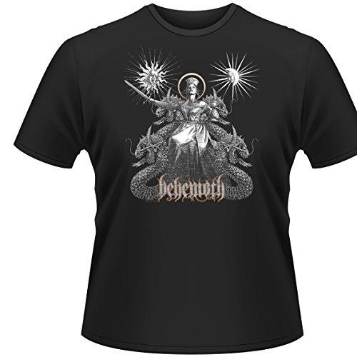 Behemoth - T-Shirt Evangelion (in M)