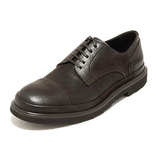 9468G Scarpa Derby Uomo Marrone DOLCE&GABBANA D&G Scarpe Shoes Men [43]
