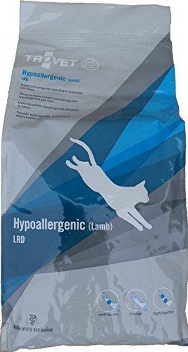 Trovet Hypoallergenic Gatto Gusto Agnello, 3kg