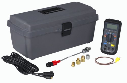 Why Choose OTC 3492 Heavy-Duty Digital Pressure/Temperature Analyzer