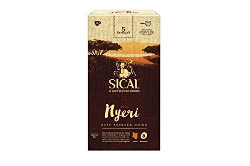 Nestlé SICAL - Kenya NYERI - 3 x Box mit 18 Espressopads / ESE Pads = 54 ESE Pads
