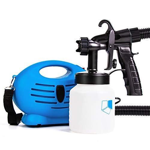 QqHAO Pistola de Alta presión, máquina automática de Pintura en Aerosol multifunción, Pintor eléctrico DIY