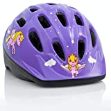 Kids Bike Helmet – Adjustable from Toddler to Youth Size, Ages 3-8...
