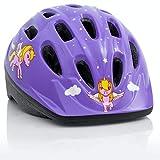 TeamObsidian Kids Bike Helmet [ Unicorn ] – Adjustable from Toddler to Youth...