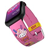 Sanrio - Bracelet connecté Hello Kitty Sweet Kaiju - Licence Officielle Compatible avec Apple Watch...
