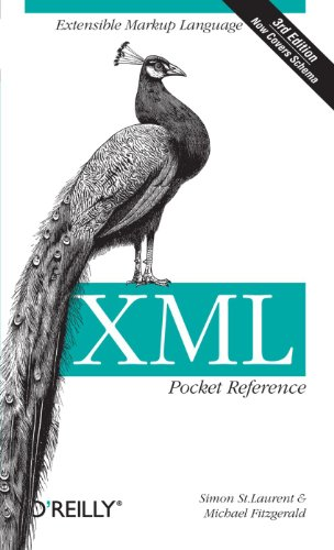XML Pocket Reference.: Extensible Markup Language (Pocket Reference (O'Reilly))