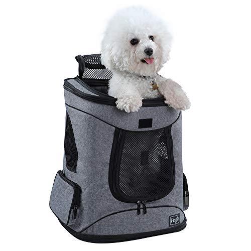 Petsfit Stoff Faltbarer Haustiertragetasche für Hunde und Katzen, Rucksack, 43cm x 32cm x 29cm*