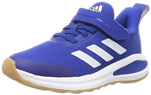 adidas Unisex-Kinder Fortarun EL K Gum Sneaker, Reauni/Ftwbla/Reauni, 28 EU