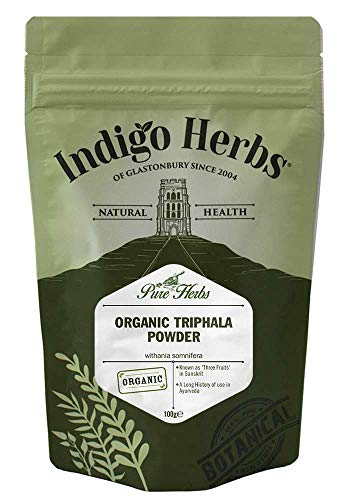 Organic Triphala Powder - 100g (Certified Organic)