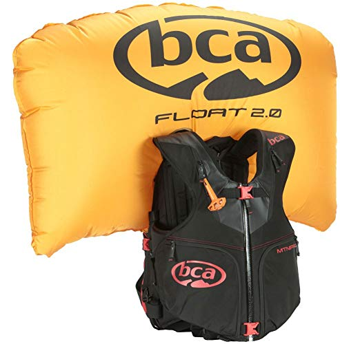 Backcountry Access MtnPro Vest Avalanche Airbag – Black/Red Medium/Large