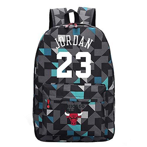 TFTREE Bulls Jordan 23 bolsa deporte baloncesto mochila