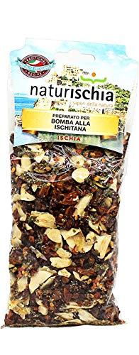 Naturischia - 3 confezioni di preparato per Bomba all'ischitana 100 gr. ciascuna - Prodotto tipico Ischia
