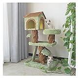 Árbol de gato de múltiples capas, torre de árbol de gato, gato...