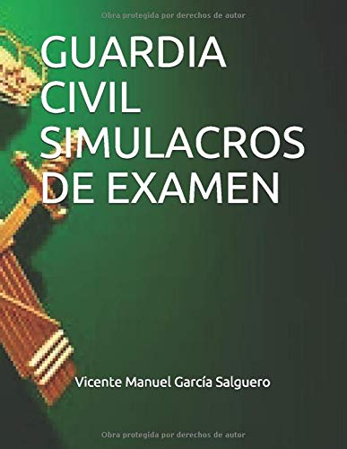 GUARDIA CIVIL SIMULACROS DE EXAMEN