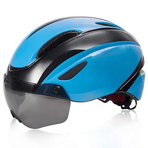 Helm ZWRY Fietshelm Veiligheid Race Fietshelmen Mountain Racefiets Helmen Met winddicht
