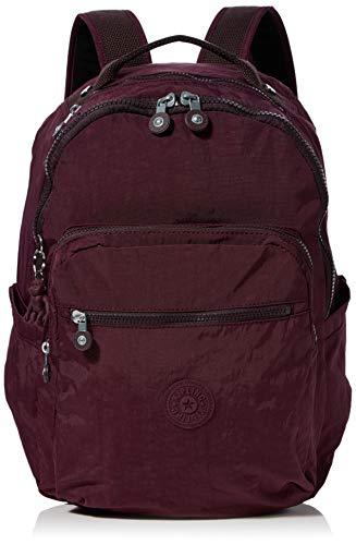 Kipling Seoul Luggage, 27 L, Dark Plum