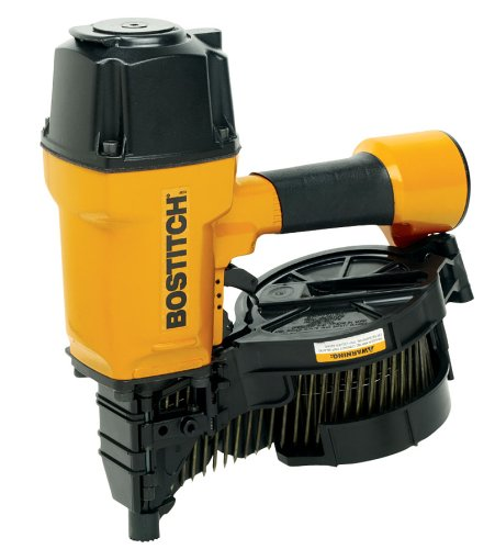 Factory-Reconditioned BOSTITCH U/N80CB-1 Round Head 1-1/2-inch to 3-1/4-inch Coil Framing Nailer