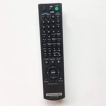 General Video DVD Remote Control Replacement for RMT-V501 RMT-V501A RMT-V501C RMT-V501D RMT-V504A RMTD171A SLV-D100 SLV-D281P SLV-D380P YSP4000BL SLV-D300P SLV-D370P SLV-D360P