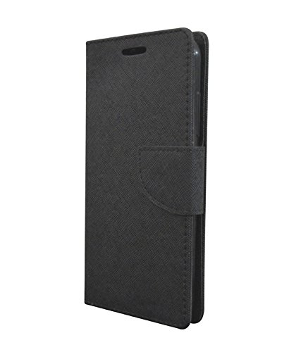 COVERNEW Mercury Flip Cover for Samsung Galaxy Star Pro GT-S7262 Black Mercury-Book-SamStaProS7262FullBlack