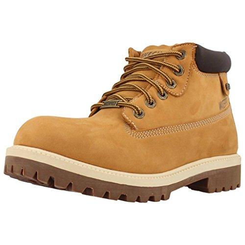 Skechers Mens Sergeants Verdict 4442 Warm Lining Chelsea Boots Beige Wheat 12 UK