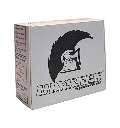 "Ulysses Tyre Sealant, the guardian of the wind Cámara Antipinchazos 29"" x 2,20-2,50 (2 Unidades) Válvula Schrader/Moto"