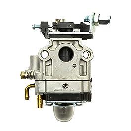 DIYARTS 11mm Carburateur Carb Moteur de Carburant de Remplacement Haie 2 Temps Trimmer Débroussailleuse Chainsaw…