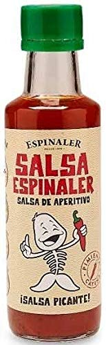 Espinaler Salsa Picante 92ml