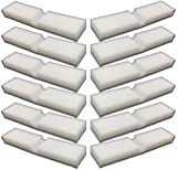 Zanyzap 12 Pack of Foam Filter Pads for Fluval FX4 / FX5 / FX6
