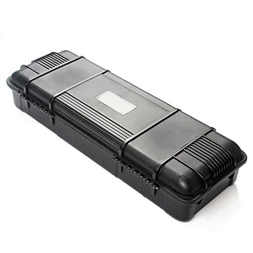 Caja de herramientas de instrumento de seguridad Protector impermeable impermeable Toolbox Sellado Caja de herramientas Sellado Maleta resistente al impacto con herramientas de esponja Organizadores C