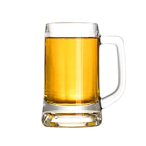 QLTY Jarras de Cerveza Personalizadas, Copa de Vino de Vidrio de Gran Capacidad,Vaso de Cerveza,Vaso de Jugo,Vaso de cóctel,Vasos de Whisky,jarras de Vidrio,jarras de Cerveza