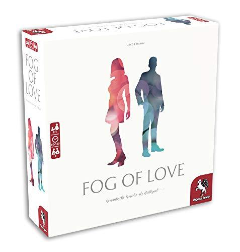 Pegasus Spiele 57150G - Fog of Love (deutsche Ausgabe)