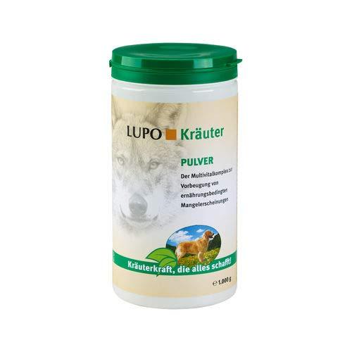 Luposan Kräuter Pulver (1000 g)