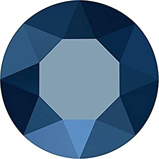 1028 & 1088 Swarovski Chatons & Round Stones Crystal Metallic Blue | SS39 (8.3mm) - Pack of 144 (Wholesale) | Small & Wholesale Packs
