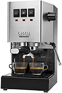 gaggia baby twin espresso coffee machine