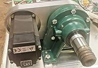 CNH-4085Y-11 インラインギア減速機、11:1 レシオ、0.54 入力 HP、1750 入力 RPM、198 IN-LB 出力トルク、CNH4085Y11