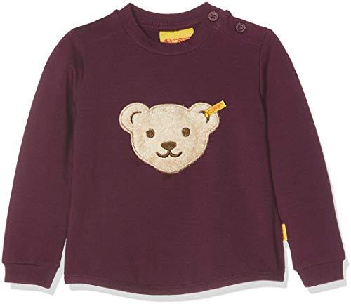 Steiff Steiff Baby-Mädchen 1/1 Arm Sweatshirt, Violett (Pickled Beet|Purple 7044), 68