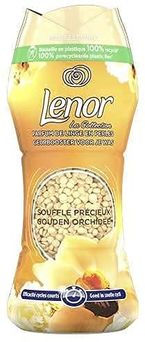 Lenor Souffle Prezioso profumo di biancheria in perle, 224 g