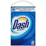 Detergente lavadora Dash en polvo Actilift 106 medidas, futón ahorro