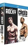 Rocky + Creed [Francia] [Blu-ray]