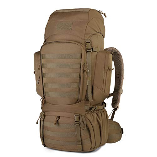 Mardingtop 60L Tactical backpack Military Rucksack MOLLE Camping and Hiking Backpack High Capacity...