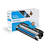 MS Imaging Supply Compatible Toner Replacement for Konica-Minolta A0V30HF, Works with: Magicolor 1600, 1600W, 1650EN, 1680MF, 1690MF, 1690MFDD, 1690MFT, 1690MFDT (Cyan)