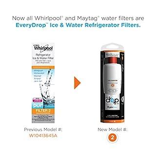 عروض EveryDrop by Whirlpool Refrigerator تصفية المياه 2