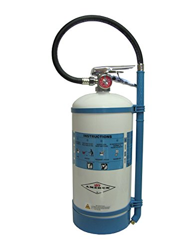 Amerex B270 Water Mist Fire Extinguisher 1.75 Gallon Nonmagnetic