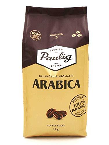 Paulig Kaffee - ARABICA - 1000g Bohnen