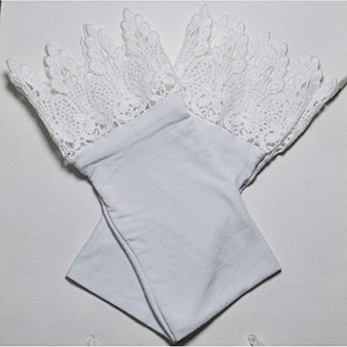 Shangai vrouwen kant haak nep mouw mode afneembare pols band trui blouse nep manchet decoratieve mouw accessoires