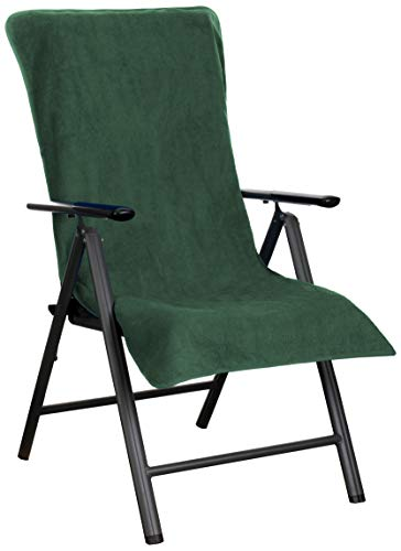 sdraio da giardino colorate Brandsseller Fodera per sedie da giardino e sdraio in spugna di 100% cotone