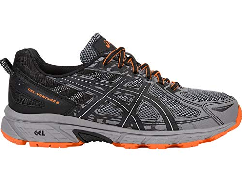 ASICS Men's Gel-Venture 6 Running Shoe, Frost...