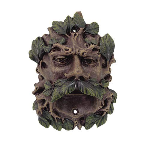 Pacific Giftware Color Finish Celtic Greenman Wall Mounted Bottle Opener